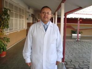 Profesor Eric Valdés